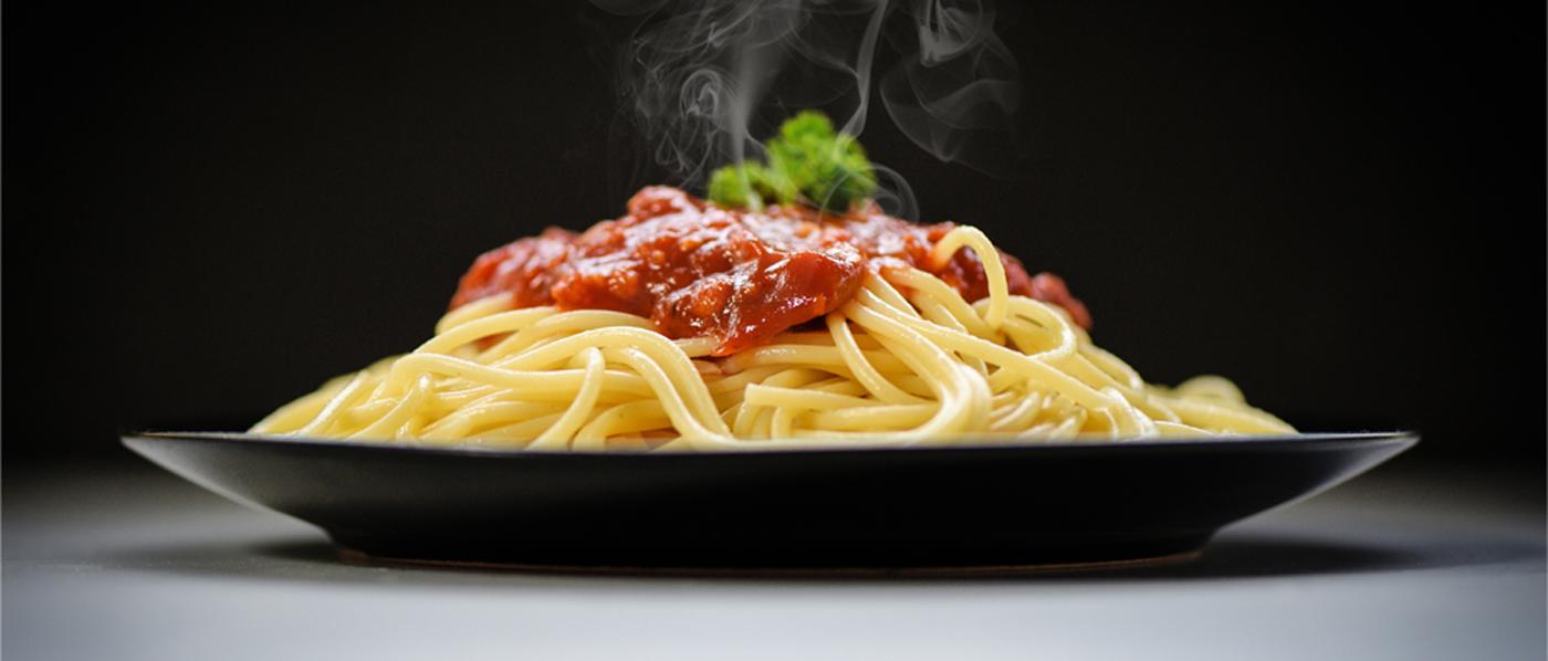 Dienstag Pasta-Tag